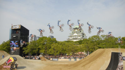 Red Bull X-Fighters Osaka