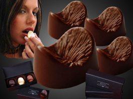 chocolate anus