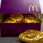McDonalds Golden Nugget Campaign